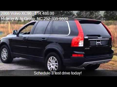 2008 volvo xc90 3 2 suv for sale in elizabeth city nc 27909 youtube. Black Bedroom Furniture Sets. Home Design Ideas