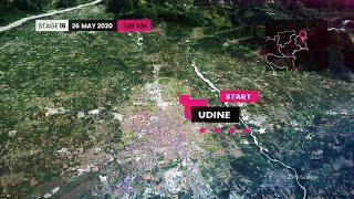 Il Giro d'Italia torna in Friuli: si parte da Rivolto, poi Piancavallo, Udine e S.Daniele