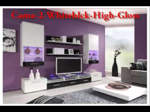 Living Room Furniture Sets By Modern Tv Stand
