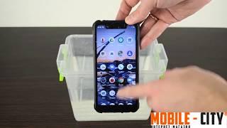 iP68 Видео обзор защищенного смартфона HomTom ZOJI Z33