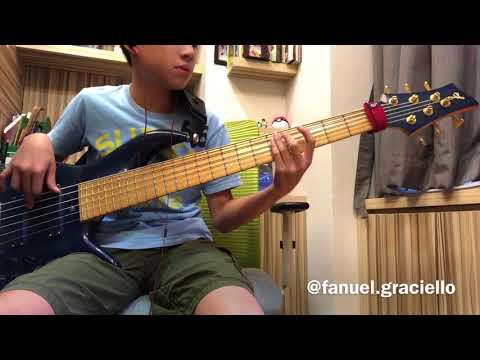 Aku Diberkati - Sound of Praise (bass cover)