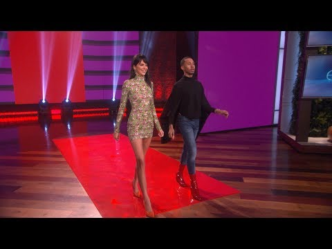 OMKalen: Kendall Jenner Trains Kalen for New York Fashion Week
