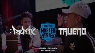 Gambar cover TRUENO vs REPLIK - FMS Argentina Jornada 2 OFICIAL - Temporada 2018/2019.