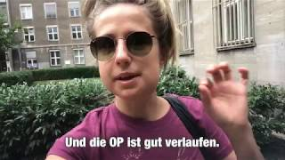 Ich sehe aus wie ein Hamster! (This video might be deleted after 1 day)
