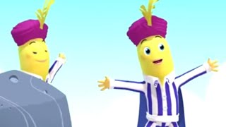 Animated Compilation #4 - Full Episodes - Bananas In Pyjamas Official