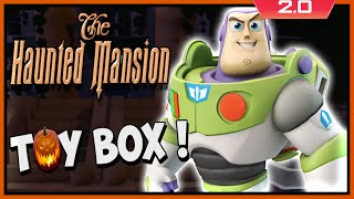Disney Infinity 2:  Disney's Haunted Mansion Gameplay Toy Box Community