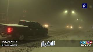 استعدادات مبكرة في الأردن للتعامل مع الحالة الجوية في المملكة - (8-1-2019)