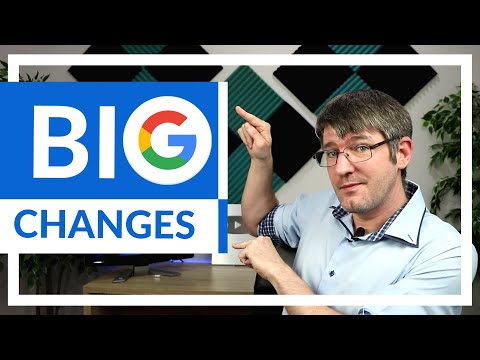 BIG Changes to Google for Education (Workspace for Education)