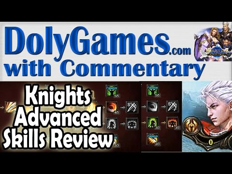 ➜ Wartune GUIDE Knight Advanced Skills Review and Tips by Cosmos Knight