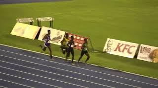 Digicel Grand Prix 2018 Boys Medley Relay