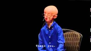 Sam Berns inspiring speech- My Philosophy For A Happy Life (Subtitled)