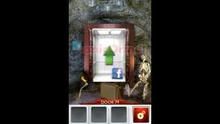 Solution 100 Doors 2 Niveau 79 Video Topkaru
