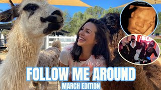 FOLLOW ME AROUND | MARCH
