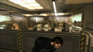 Deus Ex: Human Revolution (PC), Part 002: Let