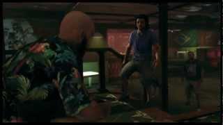 Max Payne 3 PC Favela Gameplay | Full HD[1080p]