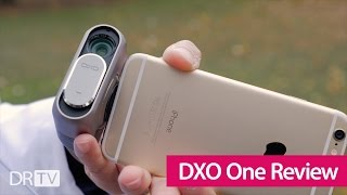 DxO One Hands-on Review