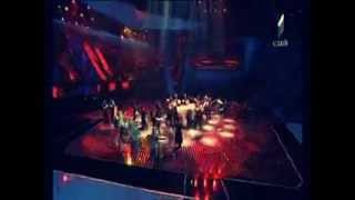 Eurovision - 2012 in AZERBAYCAN!  Baku Natiq Ritm Qrupu.!Crystal Palace!