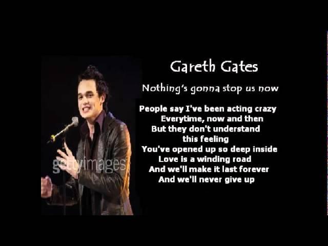 gareth gates discography