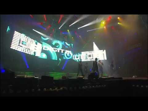 SE7EN feat.TOP - DIGITAL BOUNCE � YG FAMILY CONCERT』