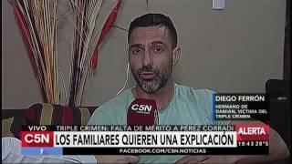 C5N - El Diario: Dictan falta de mérito a Pérez Corradi por el Triple Crimen
