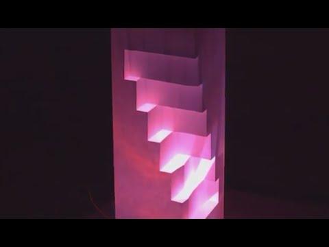 Prototyp: Arduino based RGB Fading Paper Lamp