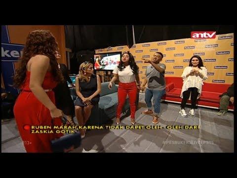 Ruben Marah, Bongkar Pacar Gotix! Pesbukers Live ANTV 27 Juli 2018 Eps 15 thumbnail