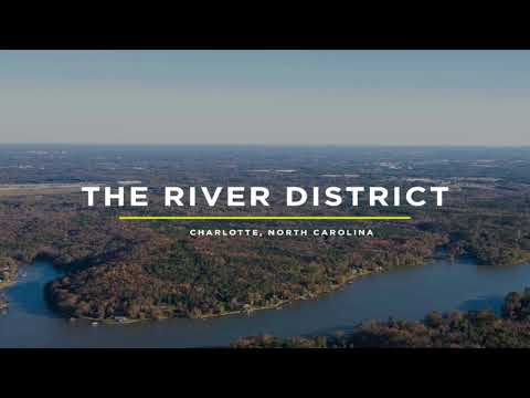 The River District: How It Will Change Charlotte's Landscape, Nov. 14, 2017