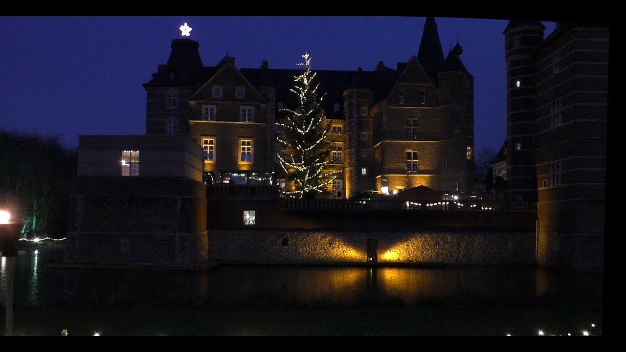 Weihnachtsmarkt Schloss Merode.Weihnachtsmarkt Schloss Merode 2016