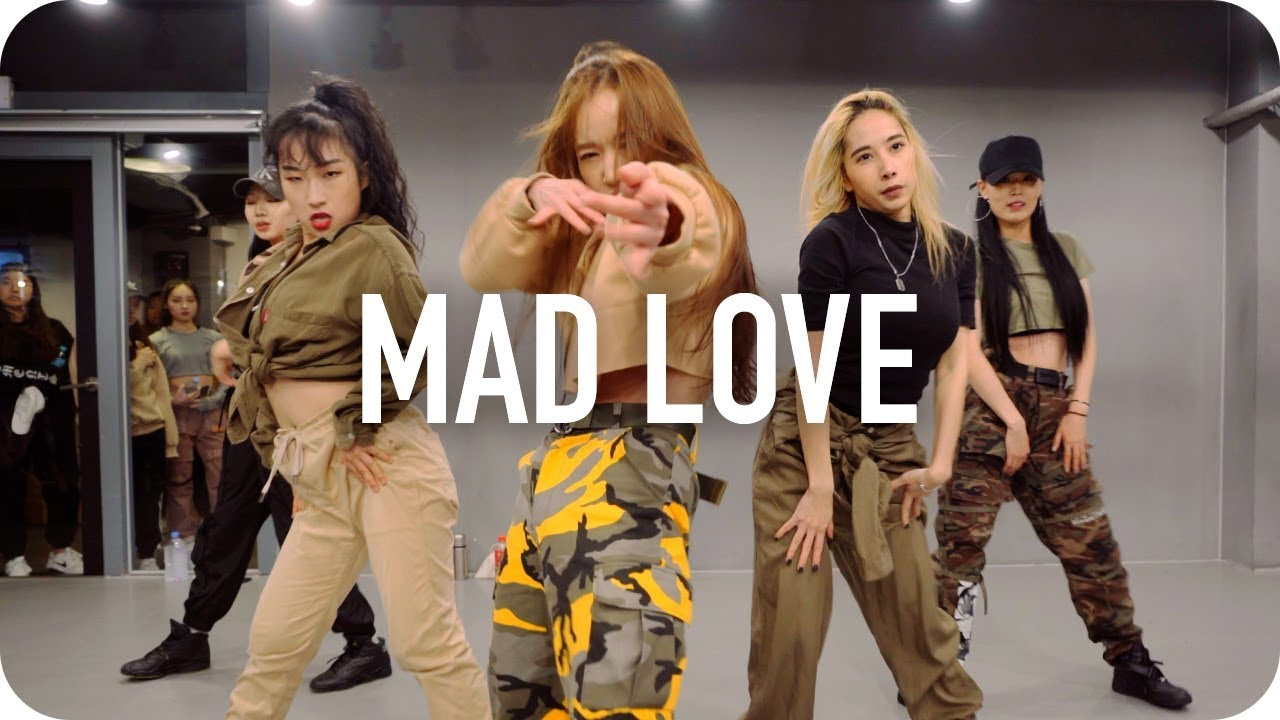 Download Mad Love - Sean Paul, David Guetta ft. Becky G / Yeji Kim Choreography