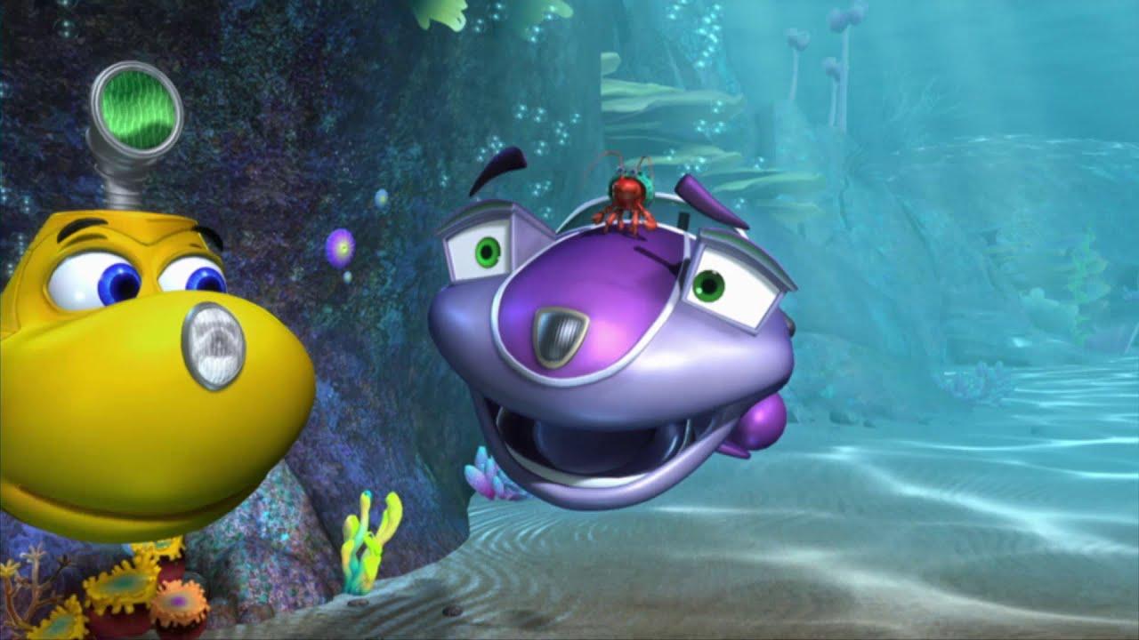 ⚓ Potápěj se Olly 2.díl - Mořská obluda (2005)
