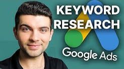 6 BEST Google Ads Keyword Research Software Tools For Pay-Per-Click (PPC) Campaigns - Eric Rebelo
