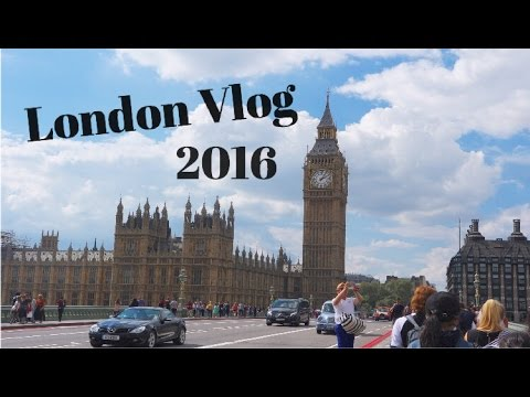 TRAVEL VLOG |  London, Cambridge, UK