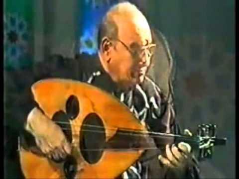 الموسيقار العراقي منير بشير - عزف منفرد على العود Munir Bashir iraq music