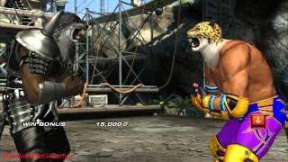 Tekken Tag Tournament 2 - All Special Win Poses pt. 2/2 [HD]