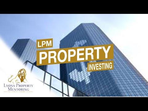 Financing A Large Property Portfolio | Lyons Property Mentoring | Gennavieve Lyons