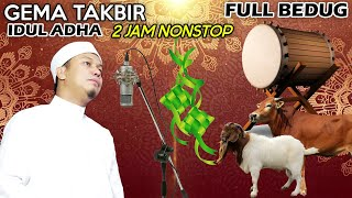 Download Lagu GEMA TAKBIRAN IDUL ADHA 2 JAM NONSTOP 2020 ! FULL BEDUG mp3