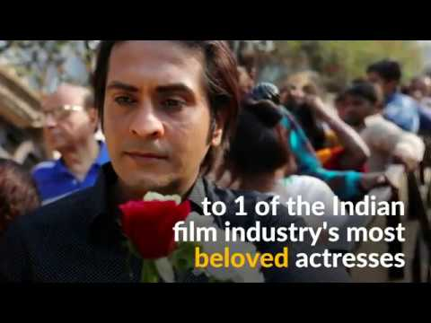 Thousands bid farewell to legendary Bollywood actress Sridevi