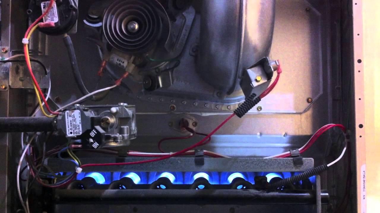 Rheem Wiring Diagram Gas Furnace Error Code 33 Bryant Furnace Constantly Restarts Youtube