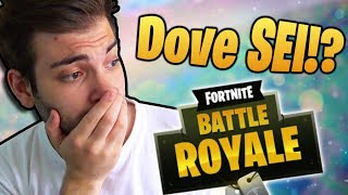 To THE GAME of the MITRAGLIEP9ET! Fortnite w/Reiziv Battle Royal ITA Duo