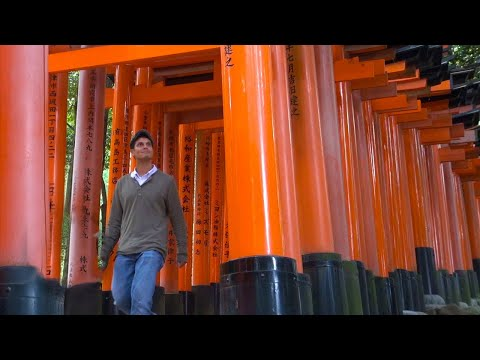 Fushimi Inari Shrine in Kyoto: All 10,000 Gates Explored ★ ONLY in JAPAN #24 夜の京都伏見稲荷神社