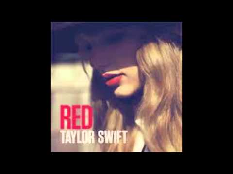 taylor-swift-red-(official-audio)