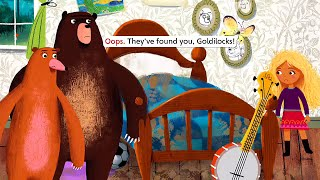 Goldilocks and Little Bear by Nosy Crow - Brief gameplay MarkSungNow