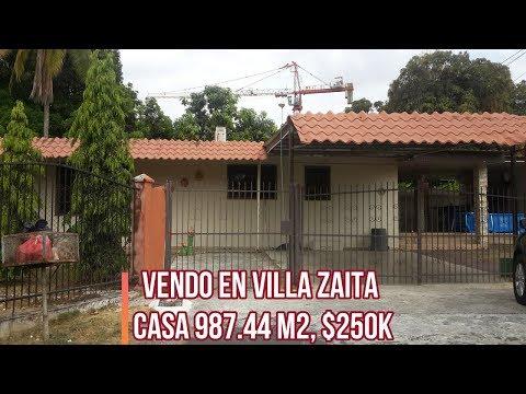 Casa En Venta Villa Zaita Las Cumbres 984 77 M2 250k
