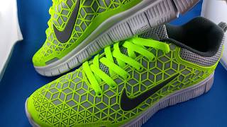 ✅ 17$ NIKE running shoes run AliExpress Unboxing euro app