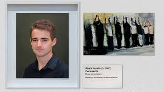 Adam Karelin: Constructs | Nancy and Barry Sanders Composer Fellowship Program (CFP)