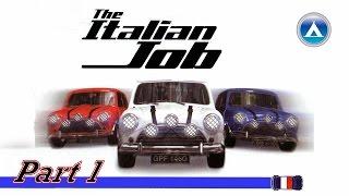 The Italian Job Gameplay Playthrough Part 1 HD