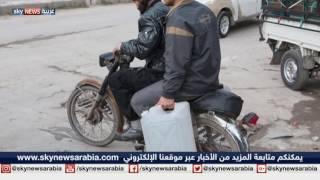 سكان دمشق...وظمأ بردى!