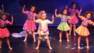 Crazy Dols Dance Compititions Vizavi