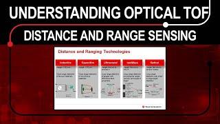 Understanding Optical ToF Technology