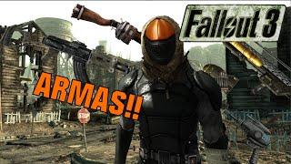 Fallout 3 - 7 Mejores armas (Loquendo)